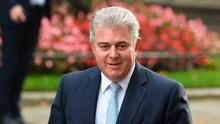 NI Secretary of State Brandon Lewis