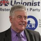 Jim Nicholson represented the party in Brussels for 30 years (UUP/PA)