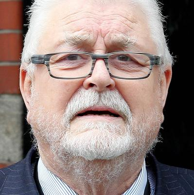 Lord Maginnis, who was found guilty of a road rage attack.