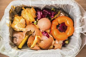Public are urged to think before binning food