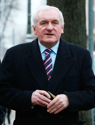 Prediction: Bertie Ahern