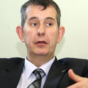 Health Minister Edwin Poots says there has been a transformation in the treatment provided to residents over the past 18 months
