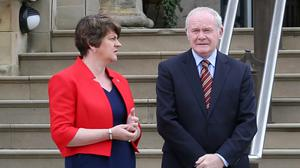 Arlene Foster and Martin McGuinness have written to Theresa May highlighting a number of issues that could negatively impact on Northern Ireland
