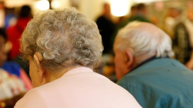 Percentage of deaths occurring in NI care homes has risen to 45% (Jonathan Brady/PA)