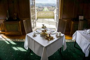 Members' Dining Room at Stormont