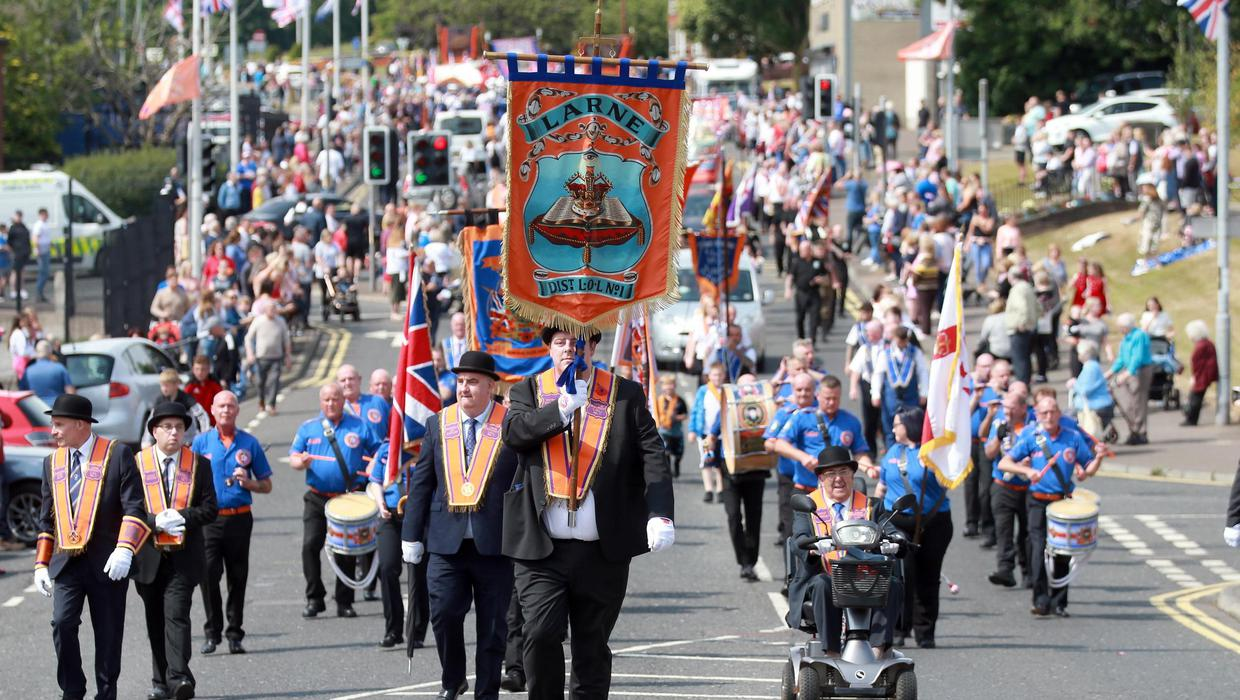 Twelfth could be public holiday in united Ireland, says Sinn Fein's Mary Lou McDonald