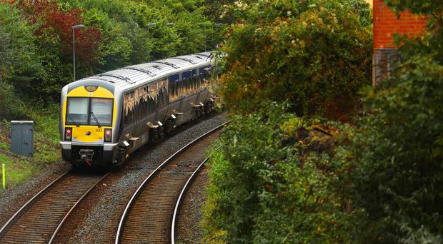 Trains can be delayed by fallen leaves