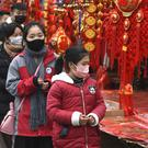 The death toll is increasing in China (Chinatopix via AP)