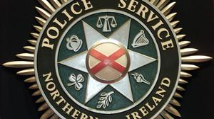 Police received a report of a man acting suspiciously in The Square in Keady