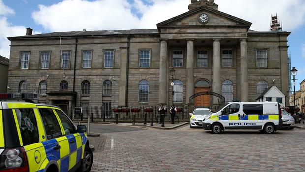 Omagh Magistrates Court