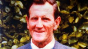 Eugene Dalton, 54, was killed by an IRA bomb in 1987 after he had gone to check on the whereabouts of a neighbour