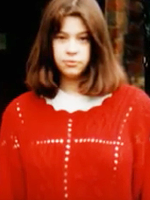 Ruth Wilson who disappeared in 1995