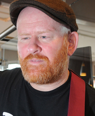 Musician and human rights activist Joby Fox
