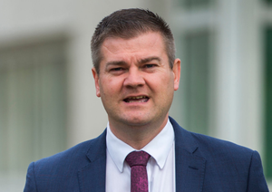 SDLP MLA Colin McGrath, who sits on Stormont's health committee