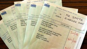 The return of prescription charges in Northern Ireland is being considered