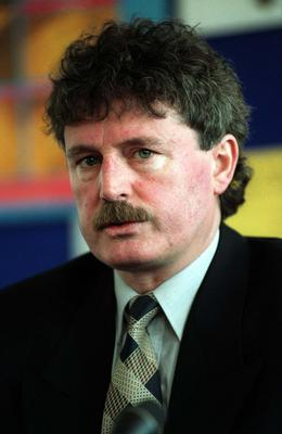 Former head of the RUC Drugs Squad Kevin Sheehy was also passionate about animal rights