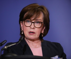 Economy Minister Diane Dodds revealed the figures