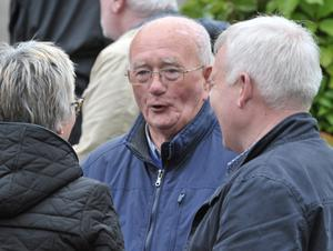 Hugh McMonigle, who was in the famous Bloody Sunday picture