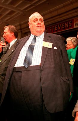 Allegations: former Liberal MP Cyril Smith who died in 2010