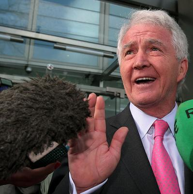 Former chairman of the defunct Anglo Irish Bank, Sean FitzPatrick, has been cleared of all fraud charges over a loans-for-shares scheme months before the bank collapsed in January 2009