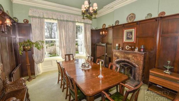 Lord Alderdice and wife Joan have put their Knock Road home on the market for £675,000 to move across the water