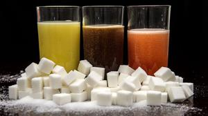 """Consuming one 330 millilitre can of a sugar-sweetened drink """"could take a child over their recommended daily sugar intake"""""""