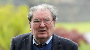 Former SDLP leader and Nobel Peace Prize winner John Hume has died at the age of 83 (Niall Carson/PA)