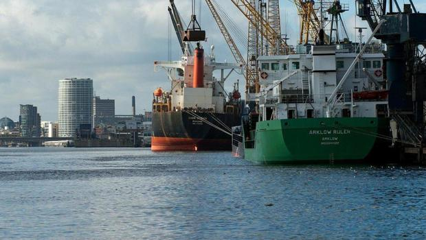 Police have confirmed a body has been recovered from Belfast harbour on Wednesday May 3.
