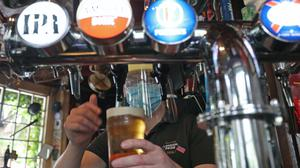 Stormont proposals would enable pubs and nightclubs in Northern Ireland to sell alcohol for an extra hour (Yui Mok/PA)