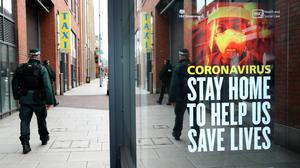 Robin Swann said the spread of Covid-19 has not been as serious as first feared (Stephen Davison/PSNI/PA)
