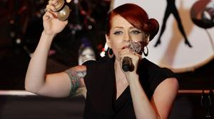 Ana Matronic of the Scissor Sisters is to announce the winner of the MAC contemporary art prize in Belfast