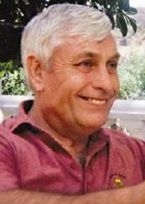 James Hughes died in February 2010