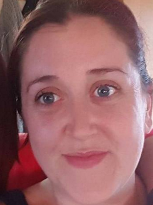 Harrowing: Lisa Marie Quinn released the audio recording of her young son Aodhan