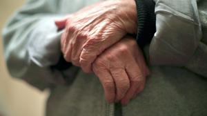 """Older people are """"anxious and fearful"""" about going outside during the pandemic, a leading support group in Northern Ireland said (Yui Mok/PA)."""