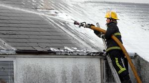 Last year crews attended 72 house fires caused by smoking related materials