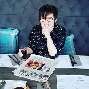 Journalist Lyra McKee who was shot and killed when guns were fired and petrol bombs were thrown in Londonderry (Family handout/PA)