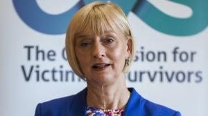 Victims Commissioner Judith Thompson will not be reappointed (Liam McBurney/PA)