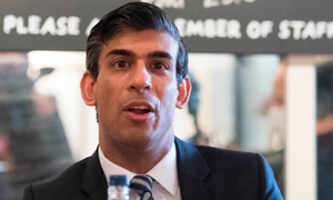 Chancellor Rishi Sunak's measures helped to keep people in jobs