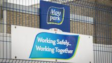 The Moy Park poultry manufacturer in Portadown, Co Armagh (Liam McBurney/PA)