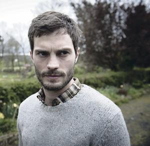 Jamie Dornan - a big hit as psycho killer in The Fall