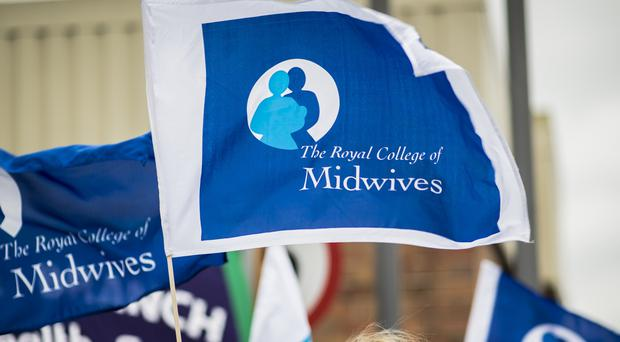 The Royal College of Midwives (RCM) said that at the moment,