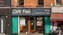 Cafe Fish on Belfast's Lisburn Road