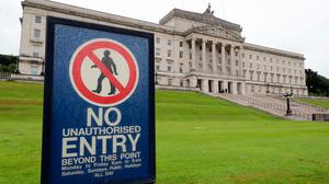 A deal between the DUP and Sinn Fein at Stormont now appears very unlikely