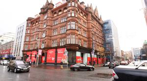 The George Best hotel in Belfast city centre