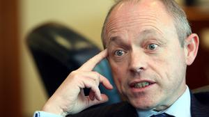 Northern Ireland Director of Public Prosecutions Barra McGrory
