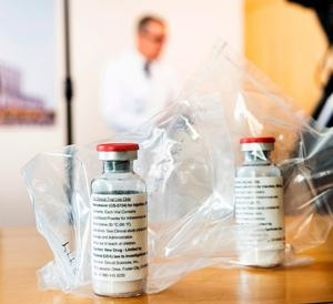 Remdesivir is a drug that is currently undergoing clinical trials around the world, including the UK