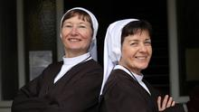 Martina Purdy and Elaine Kelly will lead pilgrims