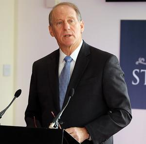 Dr Richard Haass is making recommendations on dealing with issues left outstanding from the 1998 Good Friday Agreement.