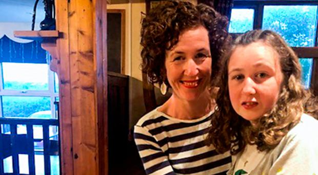 Nora and her mother Meabh Quoirin