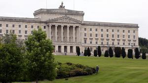 The Stormont Executive has ultimate responsibility for deciding the fate of the training college project